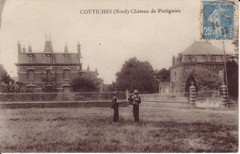 Château de Pintignies et Panama