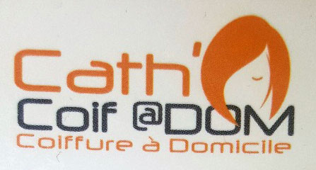 logo cathcoiff@domicile