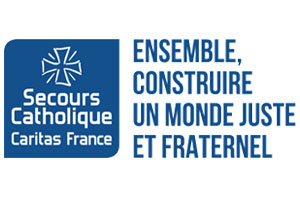 logo du secours catholique