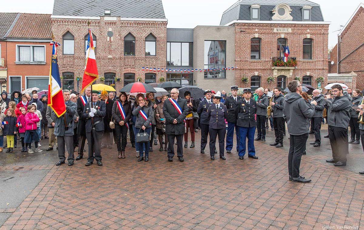 Commémoration 14-18 Coutiches - 253A4063 - 11 novembre 2018