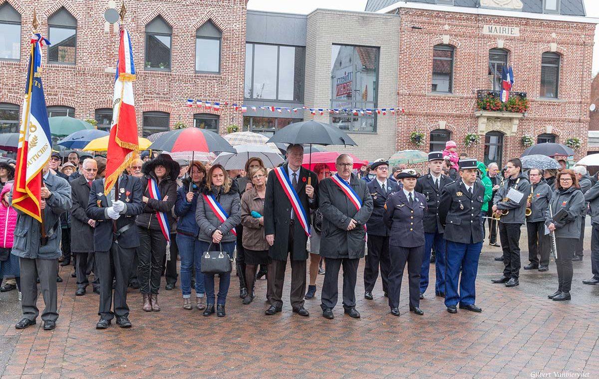 Commémoration 14-18 Coutiches - 253A4082 - 11 novembre 2018