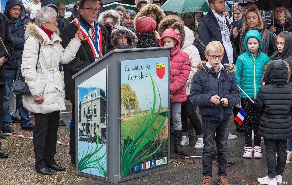 Commémoration 14-18 Coutiches - 253A4087 - 11 novembre 2018
