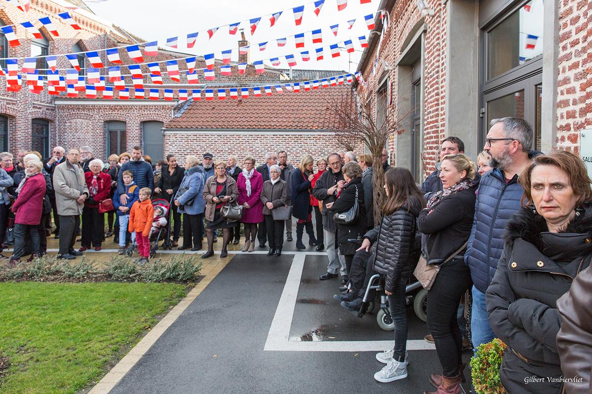 Inauguration 14-18 Coutiches - 253A3860 - 10 novembre 2018