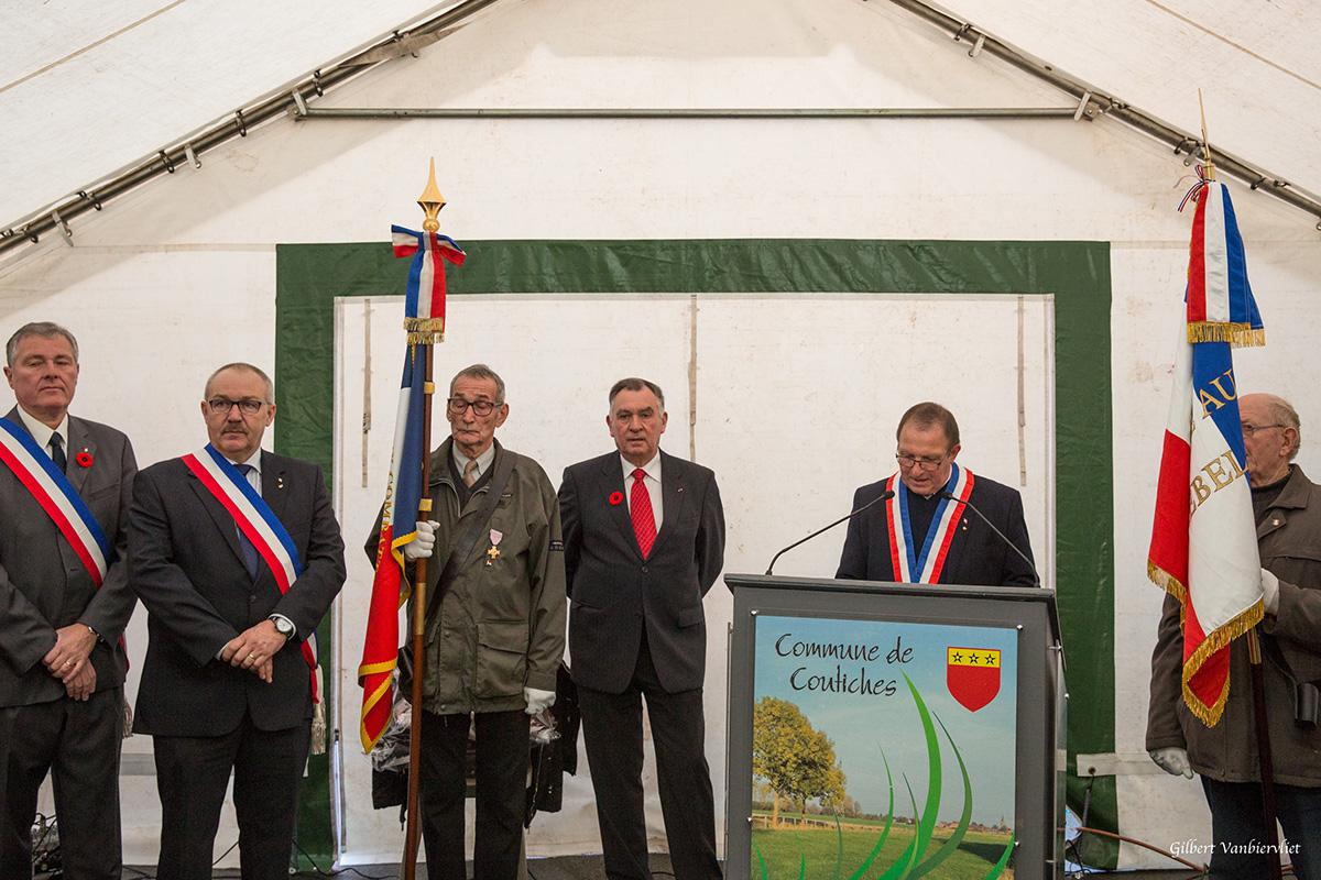 Inauguration 14-18 Coutiches - 253A3867 - 10 novembre 2018