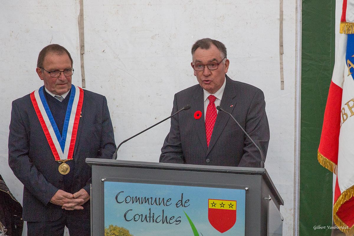 Inauguration 14-18 Coutiches - 253A3875 - 10 novembre 2018